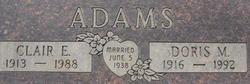 Doris Mae <I>Allegre</I> Adams