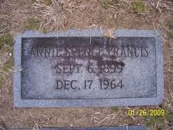 Annie Green <I>Spence</I> Francis