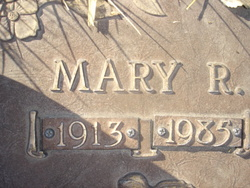 Mary Ruth <I>Stilwell</I> Abell