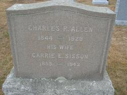 Carrie Estelle <I>Sisson</I> Allen