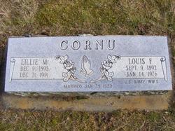 Louis Fredric Cornu