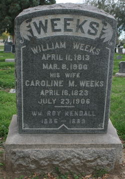 William Weeks