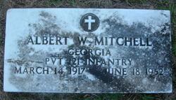 Albert W Mitchell
