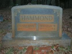William W Hammond