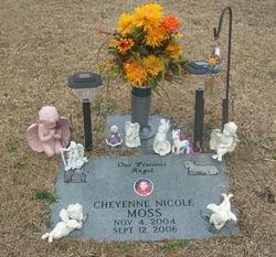 Cheyenne Nicole Moss