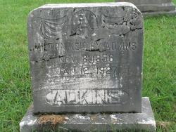 Milton Kelley Adkins