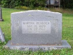 Martha J <I>Hollifield</I> Blalock