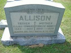 Elijah Edward Allison