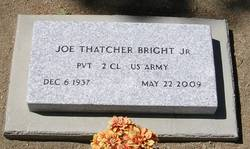 Joe Thatcher Bright, Jr