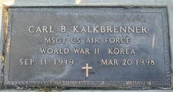 Carl B Kalkbrenner