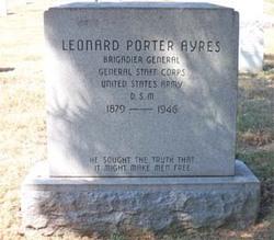 BG Leonard Porter Ayres