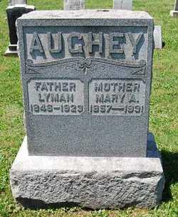 Mary Ann <I>Cramer</I> Aughey