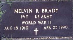 Melvin Richard Brady