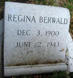 Regina <I>Cohn</I> Berwald