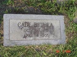 Cade Bethea