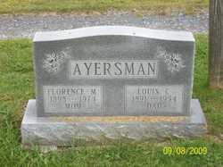 Florence Myrtle Ayersman