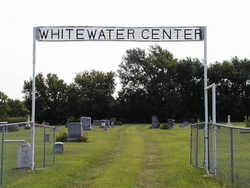 Whitewater Center Cemetery