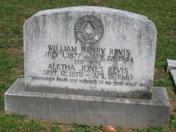 Aletha <I>Jones</I> Revis
