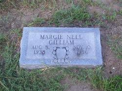 Margie Nell <I>Green</I> Gilliam