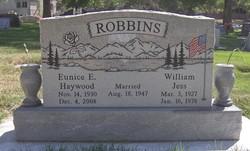 William Jess Robbins