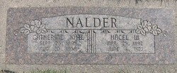 Hacel William Nalder