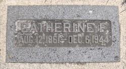 Catherine <I>Forbes</I> Nalder
