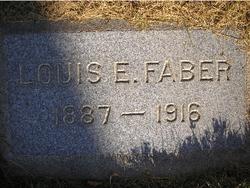 Louis E Faber