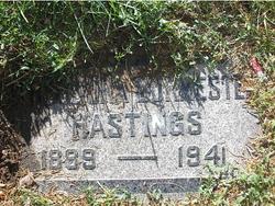 Theodora Burmester Hastings