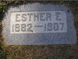 Esther <I>Erickson</I> Sutton