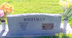Moosman Criss