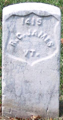 Pvt Robert G. Jones