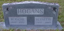 Blanche Hogans