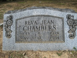 Reva Jean Chambers