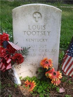 Sgt Louis J Tootsey