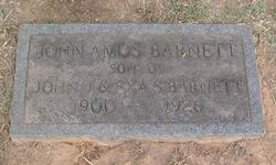 John Amos Barnett