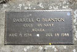 Darrell G Blanton