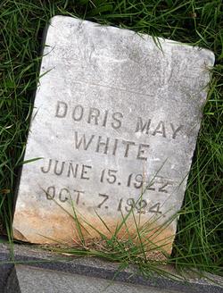 Doris May White