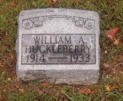 William Allen Huckleberry