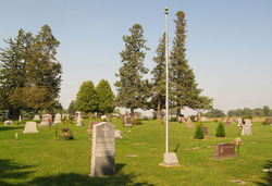 North Crow River Lutheran Cemetery