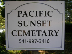 Pacific Sunset Memorial Park Cemetery