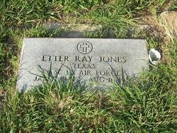 Etter Ray Jones