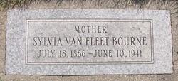 Sylvia <I>Van Fleet</I> Bourne