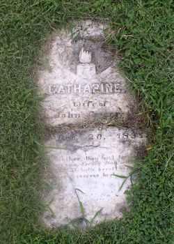 Catherine <I>Hanshaw</I> Greer