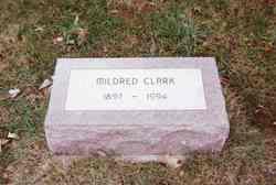 Frances Mildred Clark