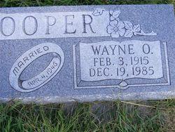 Wayne Owen Cooper