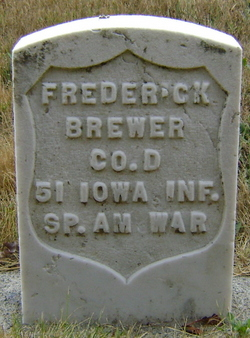 Frederick Brewer