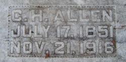 """Churchwell H. """"Church"""" Allen"""