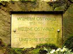 Helene <I>von Reyher</I> Ostwald