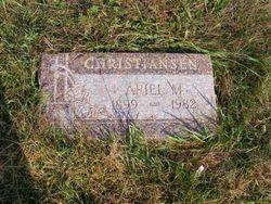 Ariel <I>Ballantyne</I> Christiansen