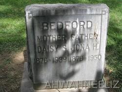 Daisy Sarah <I>Foster</I> Bedford